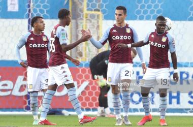 As it happened: Barrow 0-6 Aston Villa