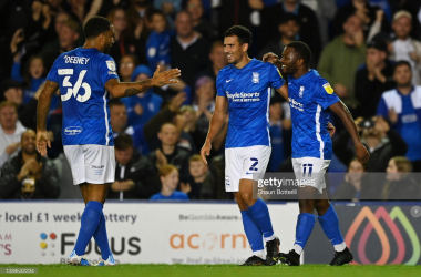 Birmingham City 2-0 Derby County: Blues go fourth after comfortable victory