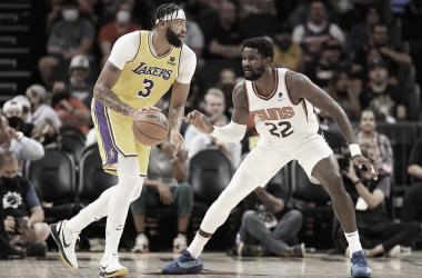Melhores momento de Los Angeles Lakers x Phoenix Suns (105-115)