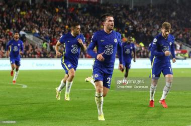 Brentford 0-1 Chelsea: Chilwell goal, Mendy heroics settle lively West London derby