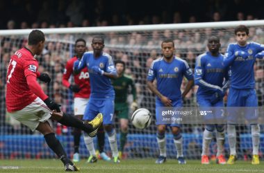 On This Day: Chelsea 1 – 0 Manchester United