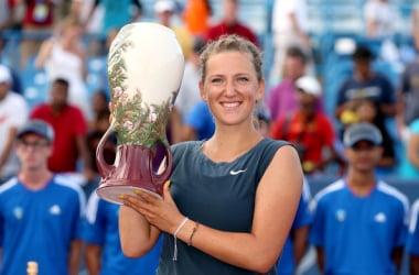 Victoria Azarenka Headlines Western and Southern Open Qualifying Field