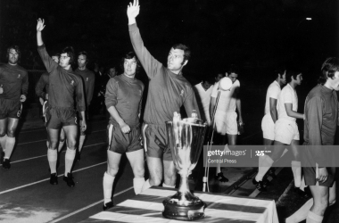From schoolboy games to Gento and Greece: Johnny Boyle and the Cup Winners Cup