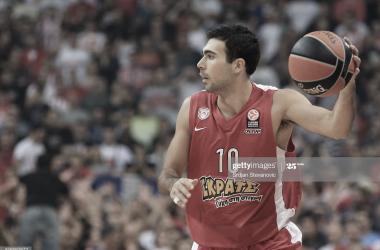 Kostas Sloukas podría regresar al Olympiacos