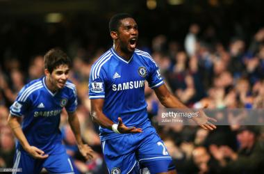 Ex-Chelsea striker Samuel Eto'o retires