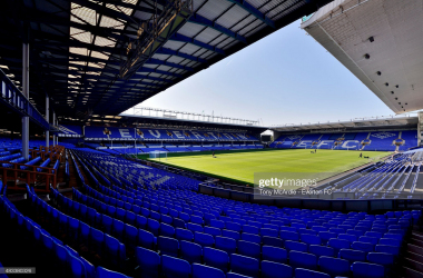 (Photo by Tony McArdle/Everton FC via Getty Images)