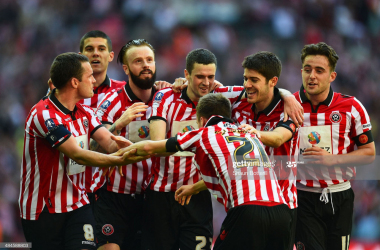 On this day in 2014: The Blades left Wembley with their heads held high