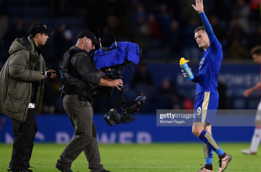 Memorable Match: Leicester City 1-1 Manchester United: Vardy breaks van Nistelrooy's record