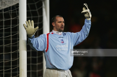Gabor Kiraly: The man behind the grey joggers