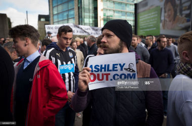 Newcastle fan launches petition after Saudi takeover collapses
