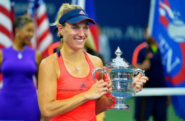 Angelique Kerber to play US Open