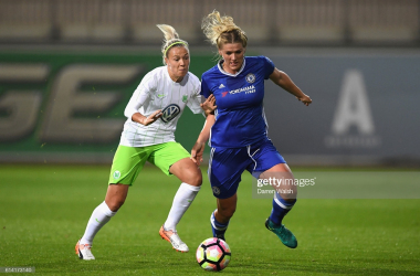 Chelsea vs Wolfsburg UEFA Women's Champions League preview: team news, predicted line-ups, previous meetings, ones to watch, stand out player and how to watch