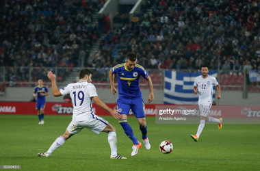 Bosnia-Herzegovina vs Greece Preview: familiar foes clash in bid for Euro 2020 qualification