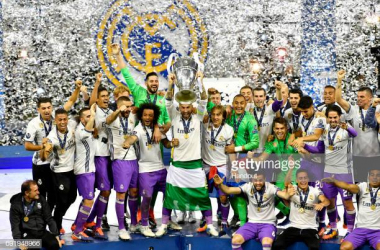 Real Madrid has a good record in European Cup finals but who were the last team to beat them? (Image from Getty Images/Handout)