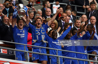 When Chelsea began their FA Cup dynasty