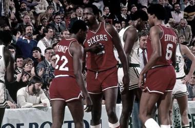 31 de mayo de 1983: cuando los 76ers fueron campeones