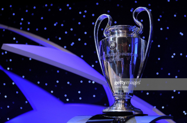 """<a href=""""https://media.gettyimages.com/photos/general-view-of-the-uefa-champions-league-trophy-at-the-uefa-league-picture-id82586567?s=2048x2048"""">(</a>Photo: Getty Images - Denis Doyle)"""