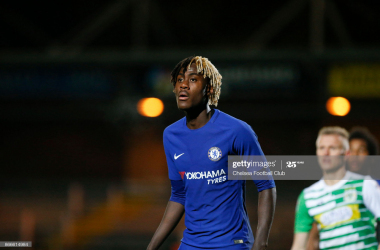 Chalobah happy to see academy players involved at Chelsea
