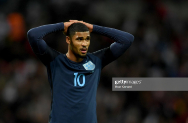 """<a href=""""https://media.gettyimages.com/photos/ruben-loftuscheek-of-england-in-action-during-the-international-picture-id872792430"""">P</a>hoto: Getty Images - Ross Kinnaird"""