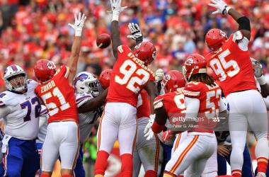 Kansas City Chiefs vsBuffalo BillsMonday Night Football preview