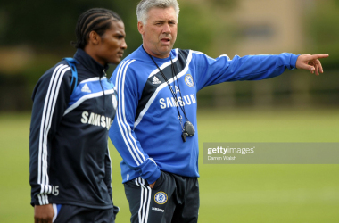 PART 1: Malouda reveals all about Carlo Ancelotti, Frank Lampard and 'THAT' FA Cup Final