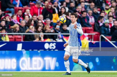 Mikel Oyarzabal looks likely to stay in San Sebastian for another season (Getty Images/Power Sport Images)