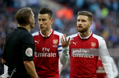 Mustafi and Koscielny exits looming as Arsenal are in need of defensive help