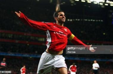 Francesc Fabregas: 17 years on