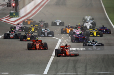 F1: 2019 Bahrain Grand Prix Preview