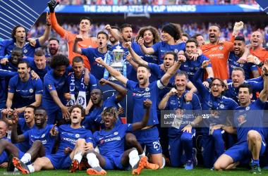 FA Cup Final: The Blues' last FIVE encounters