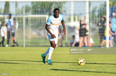 Everton announce signing of Nkounkou from Marseille