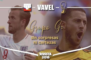 Kane y Hazard han sido las figuras indiscutibles de este grupo.   Montaje: Santiago Arxé Carbona (VAVEL)