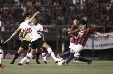 Na estreia de Bauza, São Paulo vence Cerro Porteño no Paraguai