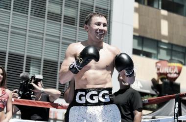 Golovkin, en búsqueda de volver a ser campeón mundial (Foto: Getty)