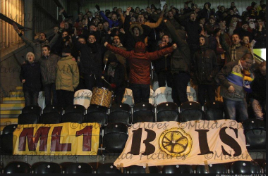A positive atmosphere at matches encourages more fans to attend.