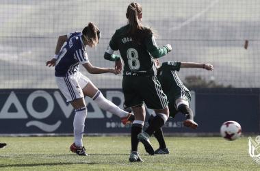 El Betis Féminas sigue sin perder