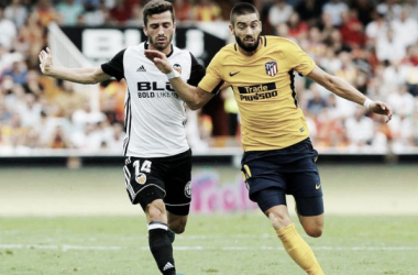 Las claves del empate entre Valencia CF y Atlético de Madrid