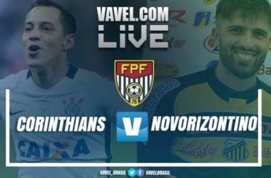 Jogo Novorizontino x Corinthians RESULTADO no Campeonato Paulista 2018 (0-1)