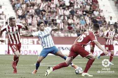 Previa Málaga CF - Girona FC: obligado a no fallar