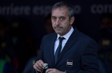 Foto Sampdoria Twitter