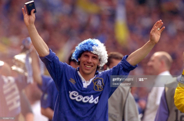 Chelsea legend Gianfranco Zola calls for youngsters to learn