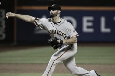 San Francisco Giants end New York Mets' eight-game winning streak