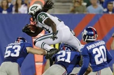 Los Jets se llevan el duelo de Nueva York