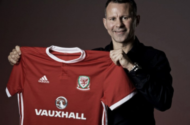 Ryan Giggs é anunciado como técnico da Seleção de Gales