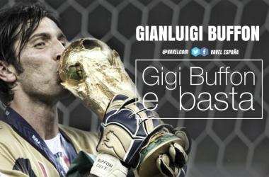 'Gigi Buffon e basta'