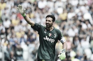 """La Juve despide a """"Gigi"""" con una victoria"""