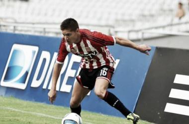 Gil terminó siendo titular en los últimos cuatro partidos | Foto: Chilenos Por El Mundo