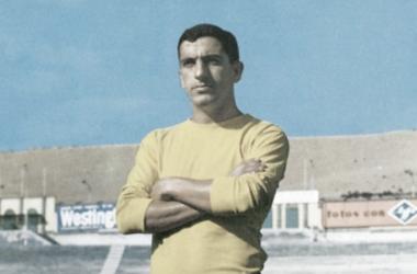 Gilberto I | Foto: www.udlaspalmas.es
