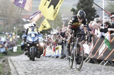 Cuarto monumento ciclista para Philippe Gilbert | Fotografía: Quick-Step Floors