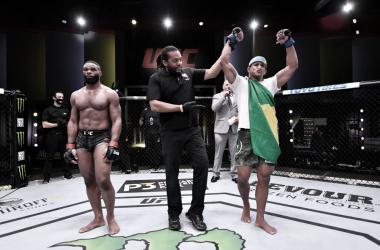 UFC Vegas: Burns y un dominio aplastante para vencer a Woodley